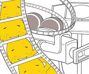 Dibujos para Colorear de Películas