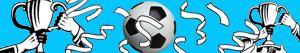 Colorear Fútbol - Campeones de Ligas Nacionales de Europa