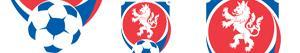 Colorear Escudos de Liga Checa de Fútbol